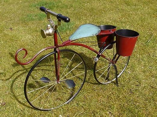 Independiente de bicicleta Flower Pot - Bici Ciclo Maceta Macetas ...