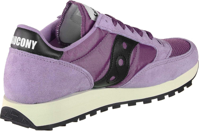 Tienda Online Tienda Online Compra Barata Saucony Jazz Original Vintage, Zapatillas para Hombre Morado Purple Black 53 CDhUvN 4q6va1 4q6va1