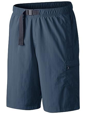 """9e04e225bdcfe Columbia Mens Palmerston Peak Swim Short, Whale, Small, 9"""""""
