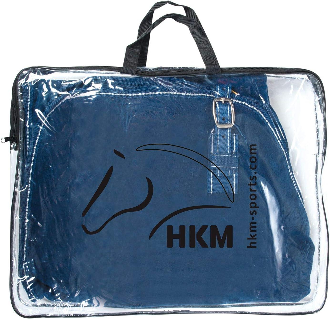 Forro Polar, 115-165 Manta para Caballo HKM 8775 Madrid