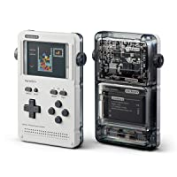 GameShell, Open Source Portable Game Console, Modular DIY Kit, Ideal for Indie Game...