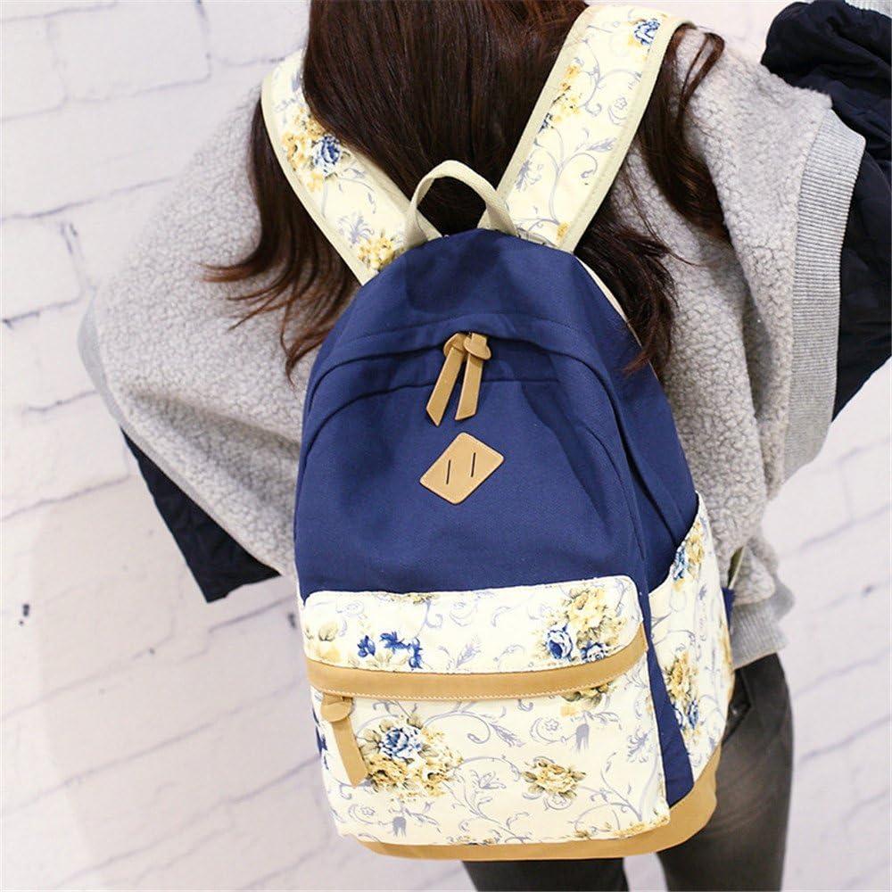 SJMMBB Trendy backpack tour pack rucksack,black,41X28X16CM
