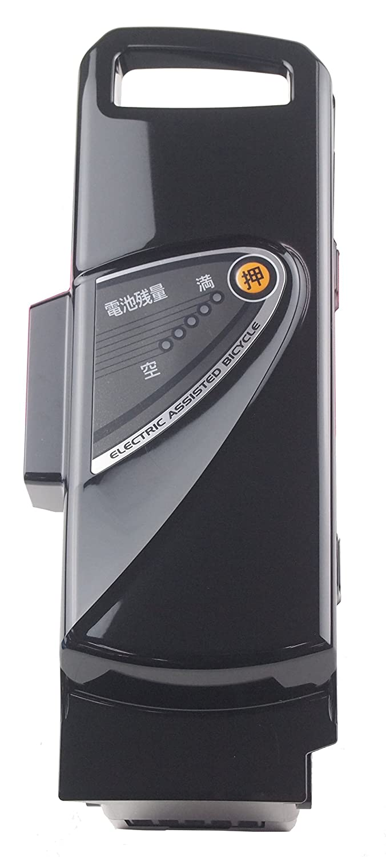 Panasonic(パナソニック) バッテリー NKY450B02/Li-ion/25.2V-8.9Ah ブラック   B00BG5W5LA