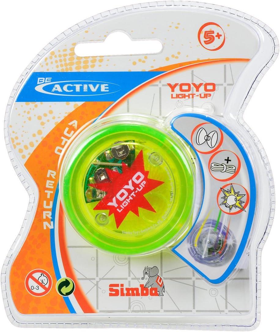 SIMBA 107230569/ /Yoyo Light Up de 3/Assortis