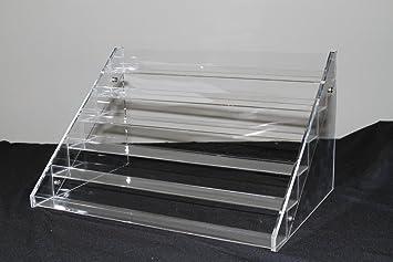 Amazon.com: Nail Polish Table Rack Display (Hold Up To 60 Bottles ...