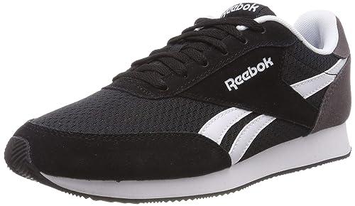 4d03af4cfb1348 Reebok Women s Royal Cl Jogger 2 Fitness Shoes  Amazon.co.uk  Shoes ...