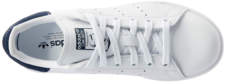 Adidas Damen Stan Smith W Fitnessschuhe Silber Silber Silber schwarz Unknown 35edd5
