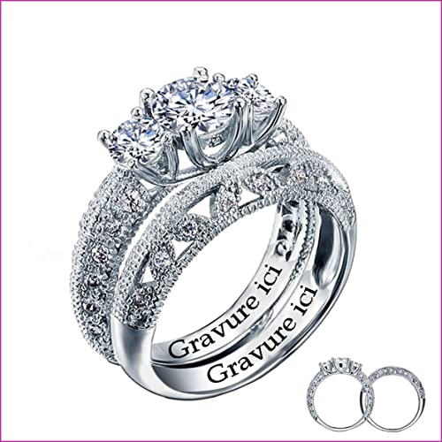 photos bague diamant