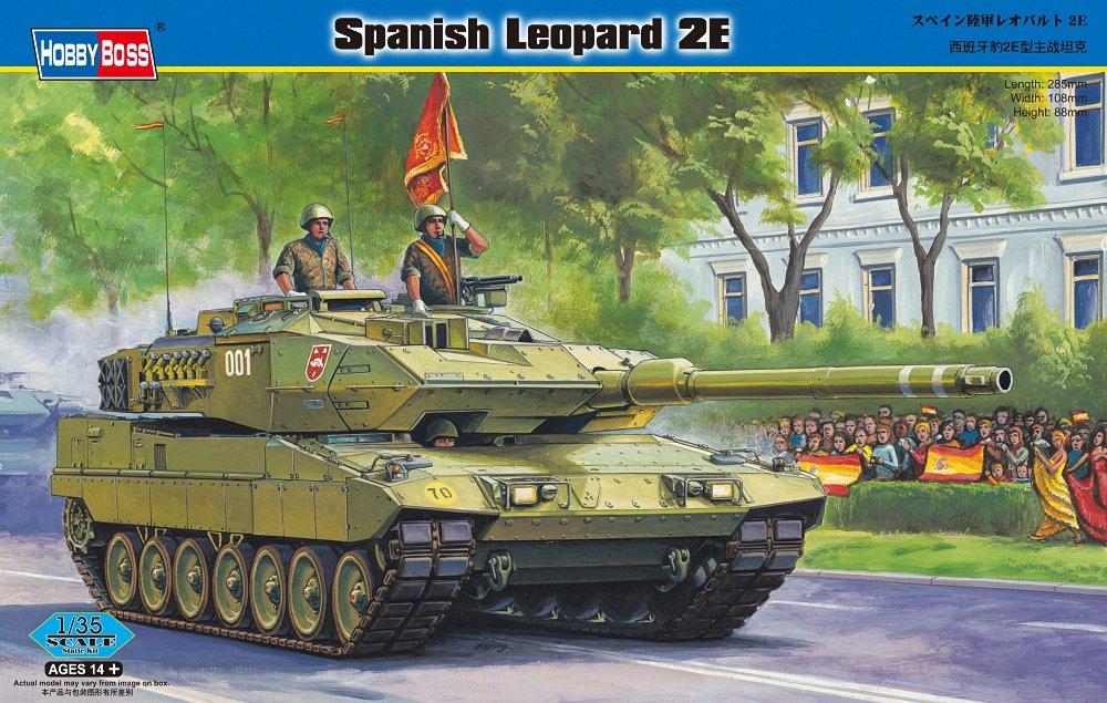 Hobby Boss 82432 - Leopard 2E español product image
