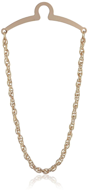 Amazon.com: Status Men\'s Tie Chain Twisted Braid, Gold, One Size ...