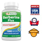 Best Naturals Berberine Plus 1000mg/Serving