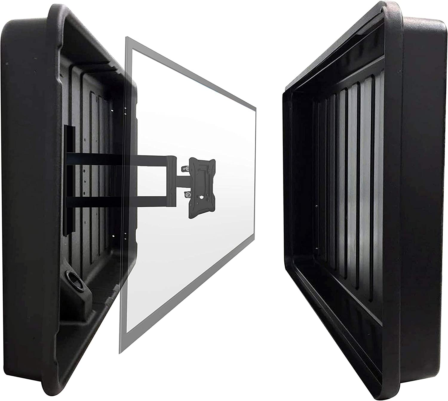 Storm Shell Ss 44 Outdoor Tv Enclosure 32 44 Inch Home Kitchen
