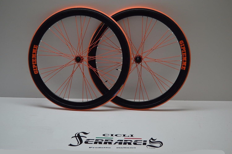 Ruedas bicicleta Fixed ruedas para bicicleta de carretera 700 x 23 ...