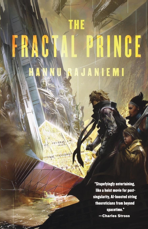 The Fractal Prince (Jean le Flambeur) ebook