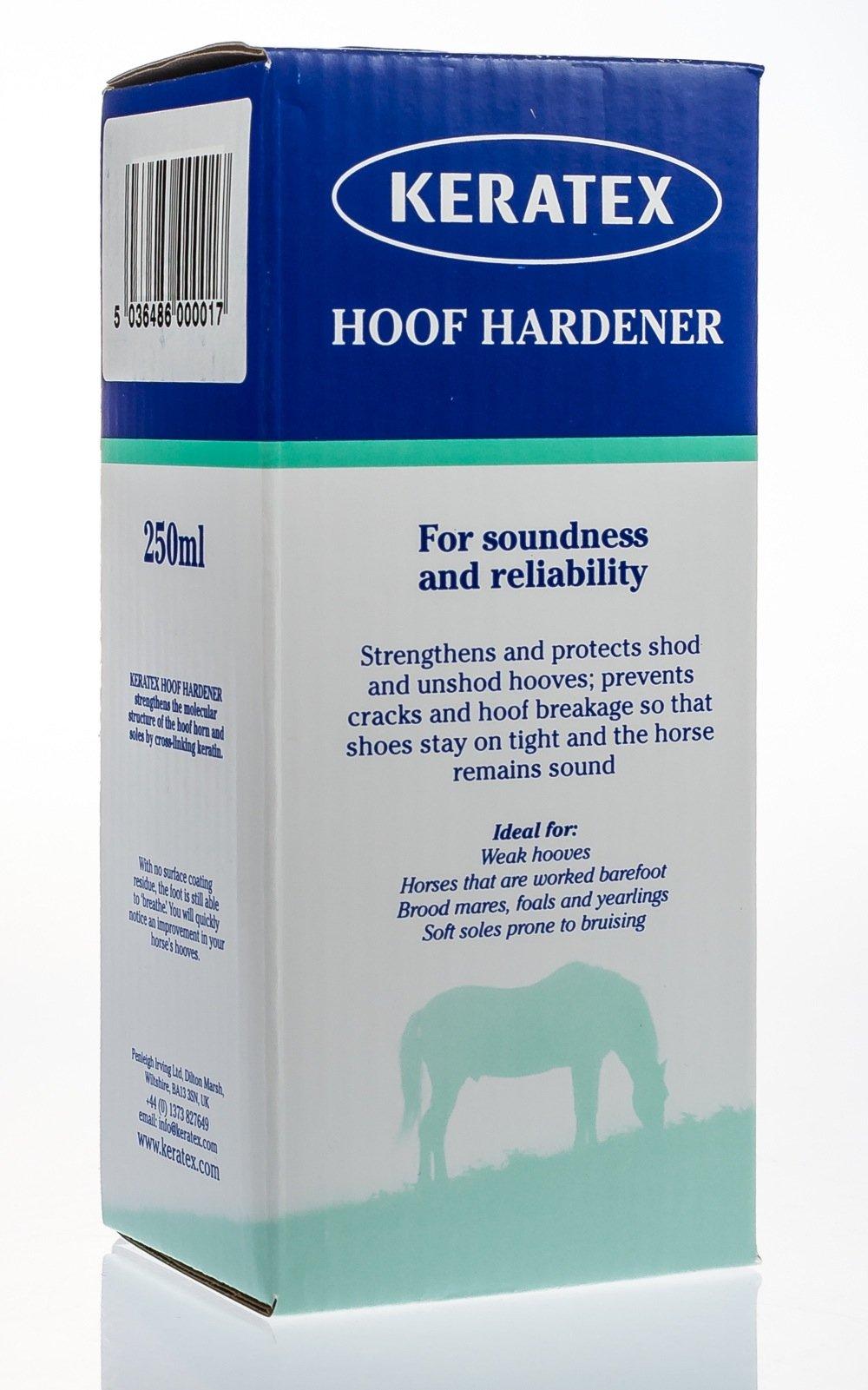 Keratex KHH 250 Hoof Hardener, 250ml