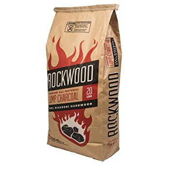 Rockwood Hardwood Lump Charcoal
