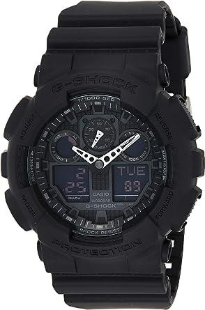 Oferta amazon: Casio G de shock–Reloj de pulsera para hombre con Analog/Digital de Pantalla y Resin de pulsera–GA de 100