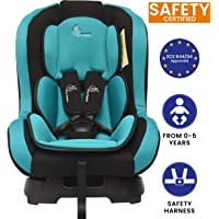 R for Rabbit Jack N Jill - Baby Car Seat - Convertible Car Seat for Baby (Green Black)