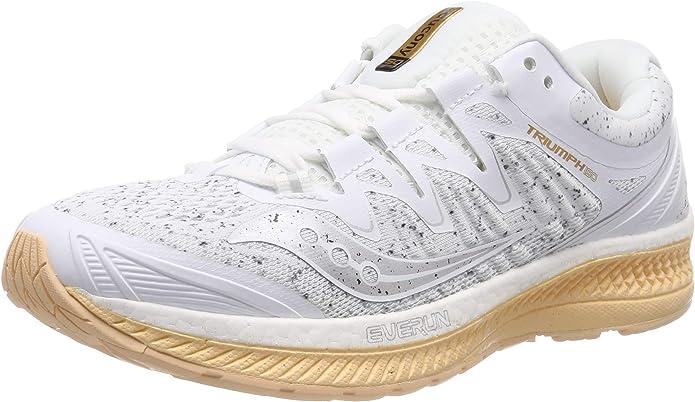 Saucony Triumph ISO 4 W, Zapatillas de Running para Mujer, Multicolor (White 40), 40.5 EU: Amazon.es: Zapatos y complementos