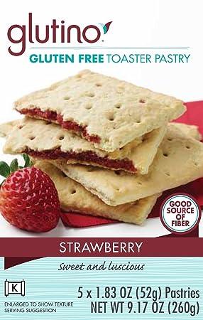 Glutino Pasta sin gluten, 5 unidades: Amazon.com: Grocery ...