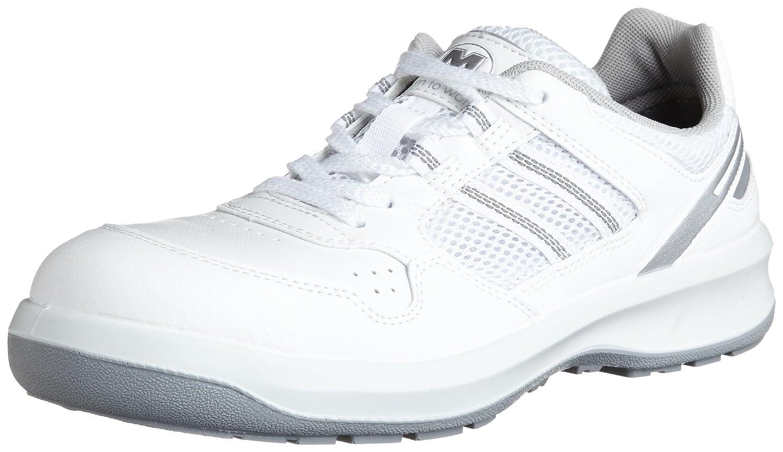 [ミドリ安全] 安全靴 スニーカー G3690 B003XDWRLQ 30.0 cm|ホワイト