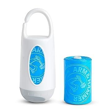 Munchkin Arm & Hammer - Dispensador de pañales con bolsas, aroma a lavanda, los colores pueden variar 1 cada uno