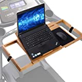 Ollieroo Treadmill Desk Attachment, Treadmill Laptop Holder, Treadmill Laptop Stand, Treadmill Laptop Desk, Treadmill…