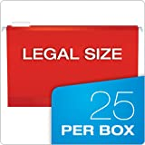 Pendaflex Reinforced Hanging File Folders, Legal