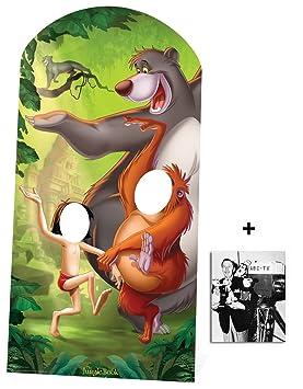 Fan Pack Le Livre De La Jungle Remplacant Personnage La