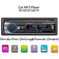 ATian Autoradio Bluetooth, Llamadas Manos Libres Radio FM