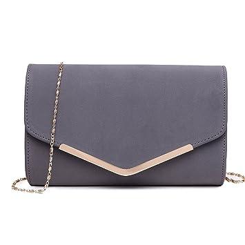 Handtasche Abendtasche Elegante Kettentasche Damen Tasche Clutch Bag Geldbörsen & Etuis