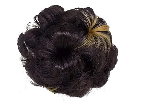 Majik Artificial Synthetic Hair Extension Juda For Women And Girls