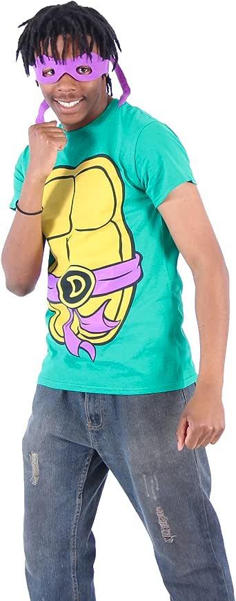 Amazon.com: Teenage Mutant Ninja Turtles, playera con ...