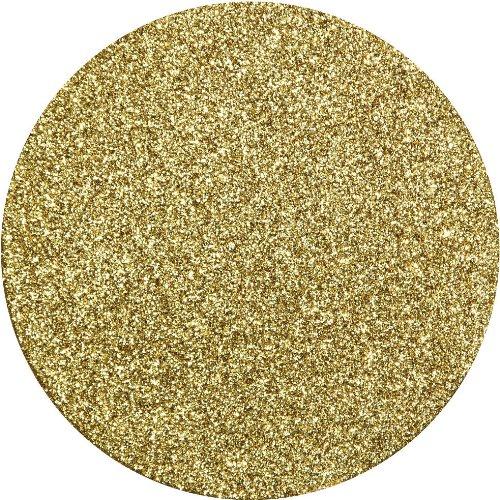 Glitz Gold Glitter Coasters 8ct