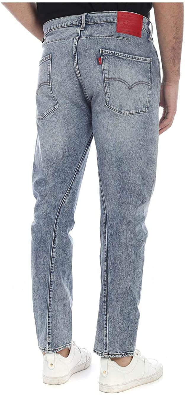 Levi's-Jeans 502 72775 Bleu
