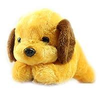 Tickles Dog Stuffed Soft Plush Toy 28 Cm - Brown