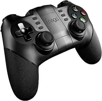 Bluetooth Gaming Joystick Gamepad, Hilos del Juego de la manija ...