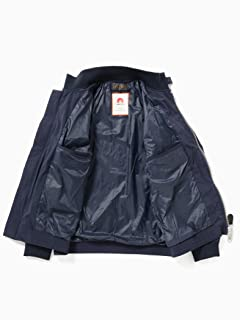 Ripstop Nylon WEP Jacket 11-18-4038-139: Navy