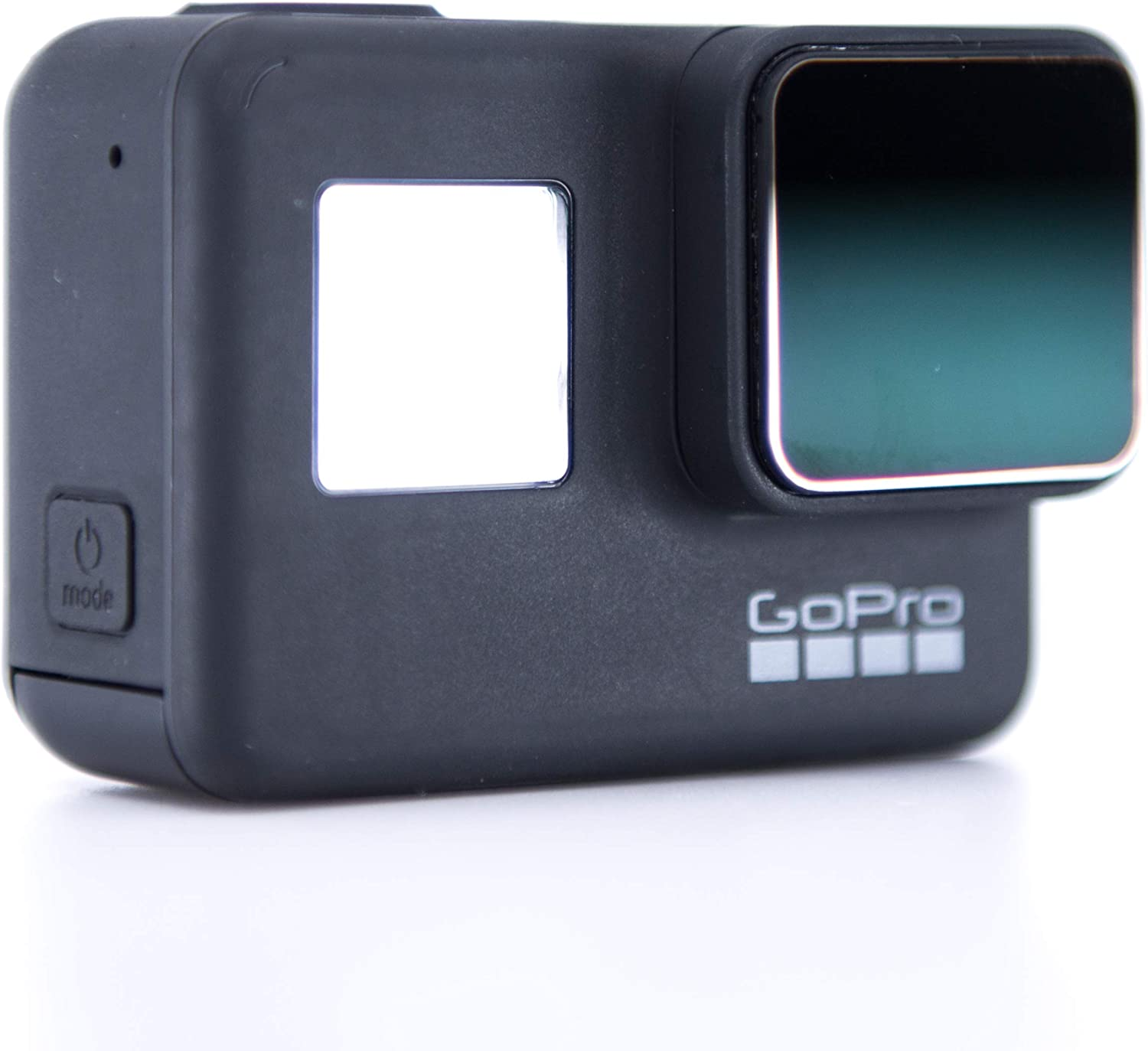 re-usable Neutral Density ND8 Filter for for GoPro Hero 5//6//7 ND8 Camera Butter Glass Stick-on