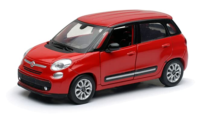 Amazon.com: New Ray Die-Cast - 51257 - Fiat 500 L, 5.3 in ...