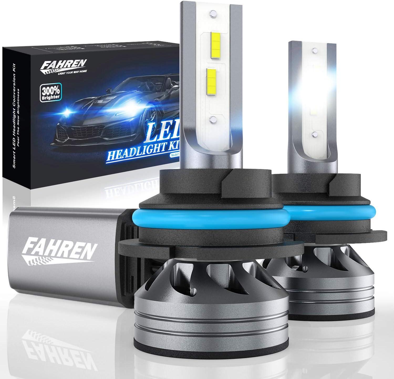 Fahren 9007, HB5 LED Headlight Bulbs