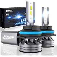 $45 » Fahren 9007/HB5 LED Headlight Bulbs, 60W 12000 Lumens Super Bright LED Headlights Conversion…