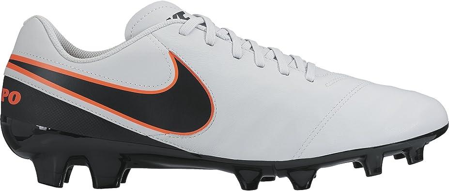 Nike Tiempo Genio Il Leather FG, Chaussures de Football Compétition Homme