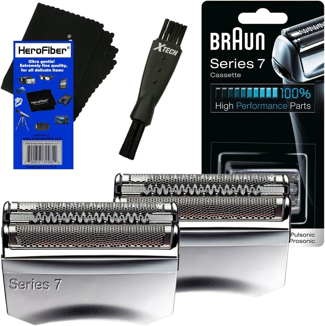 Braun 70S Serie 7 - Cabezal de Recambio para 720, 730, 760, 765 ...