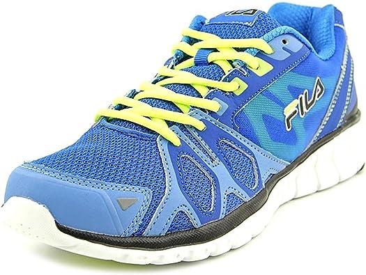 Fila Shadow Sprinter Fibra sintética Zapato para Correr: Amazon.es ...
