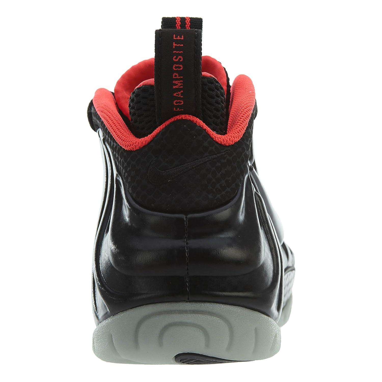 pretty nice c8363 3dcf9 Amazon.com   Nike Air Foamposite Pro PRM Yeezy Men s Shoes Black Black-Laser  Crimson 616750-001   Basketball