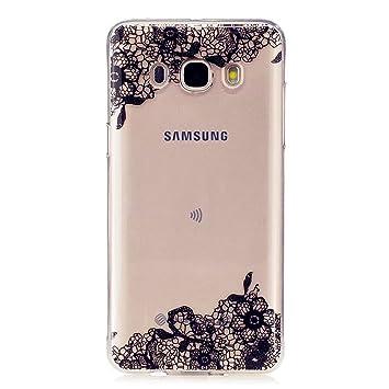 Samsung Galaxy J5 (2016) SM-J510F Funda,MUTOUREN 3D Patrón ...