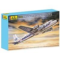 Heller 80315 - Construction Et Maquettes - Dc6 Super Cloudmaster - Echelle 1/72ème