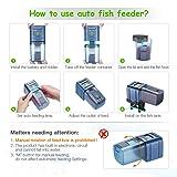 isYoung Automatic Fish Feeder Fish Tank Aquarium