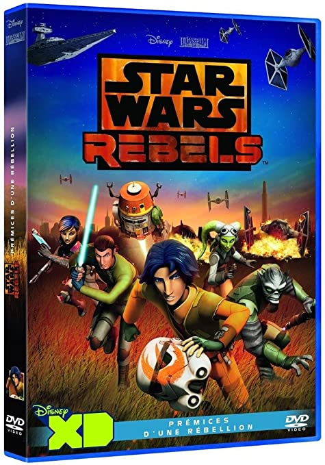 Star Wars Rebels - Prémices dune rébellion Francia DVD ...